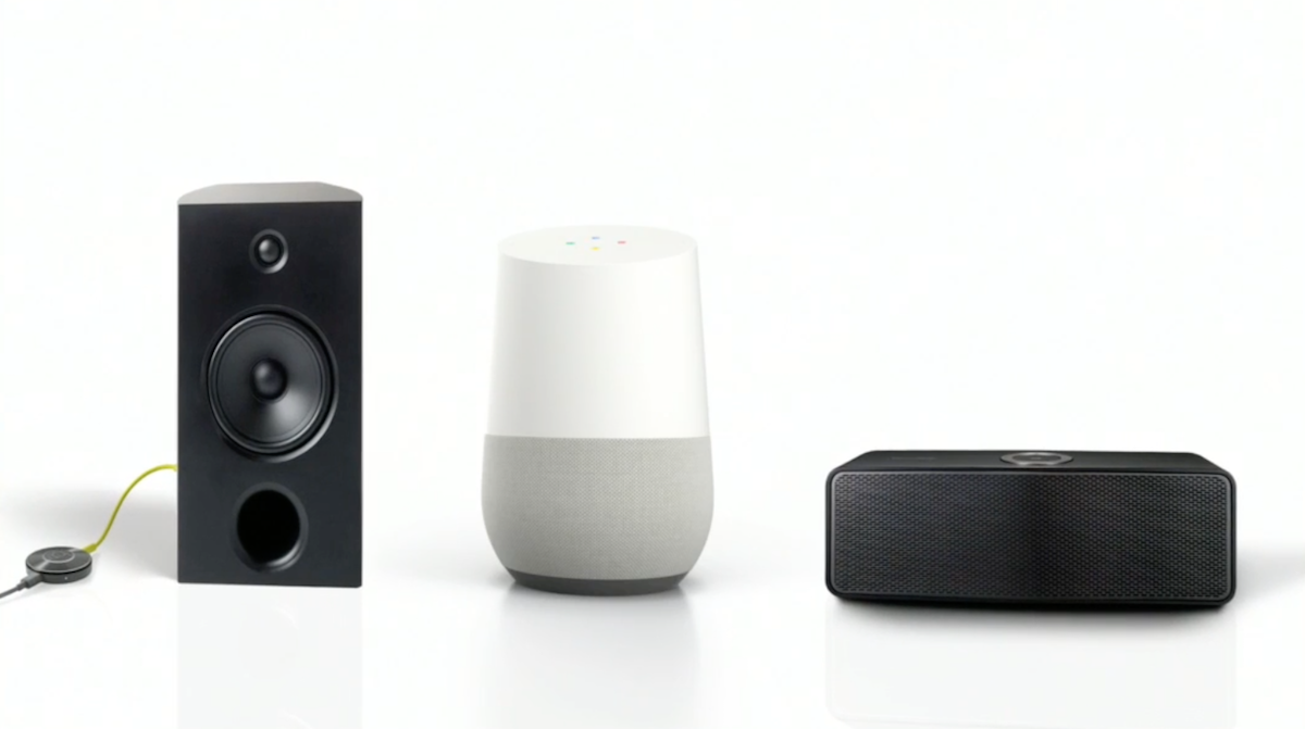 google-home-speakers
