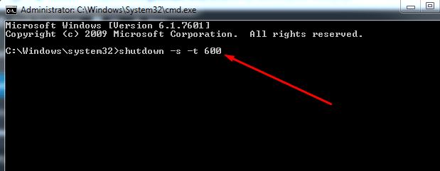 Auto-Shutdown-Windows-use-cmd